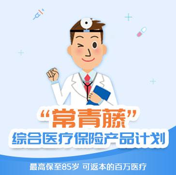 常青藤综合医疗保险产品计划